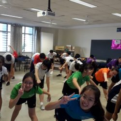 3e1 At Their K Pop Dance Session Huang Yulong