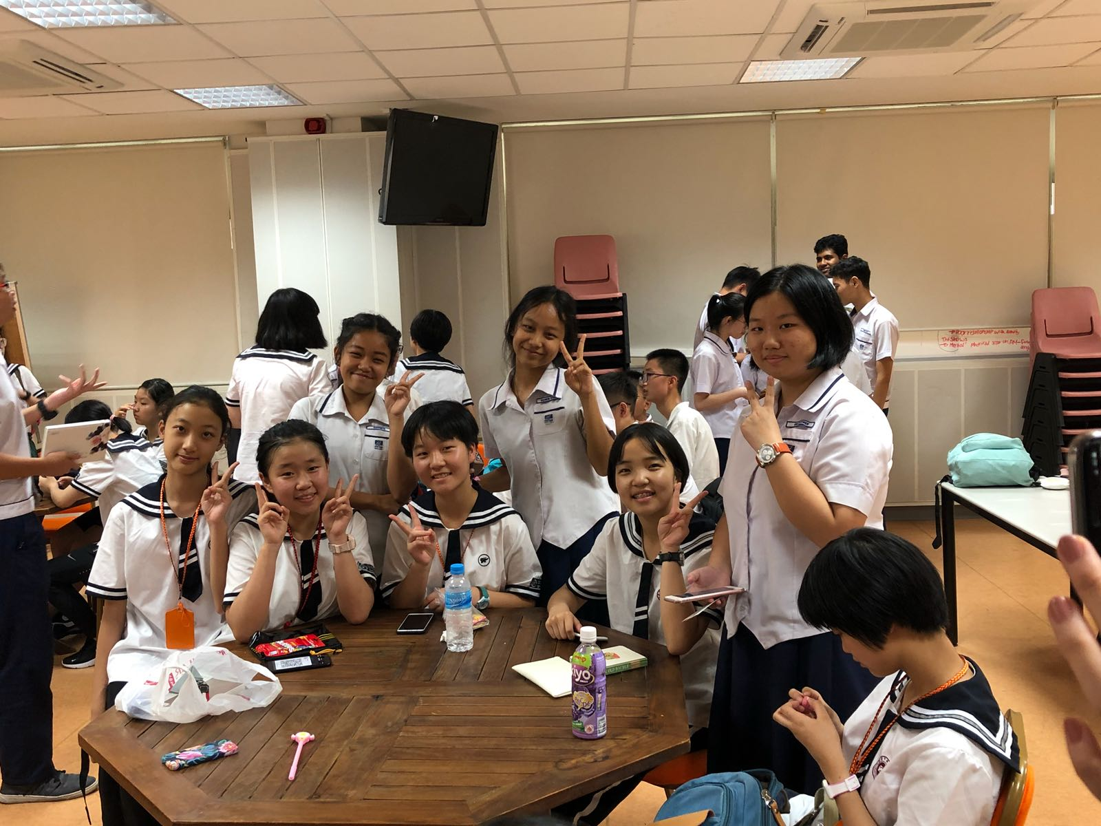 Visiting Schools From China Xian