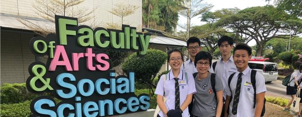 National University of Singapore Geography Challenge