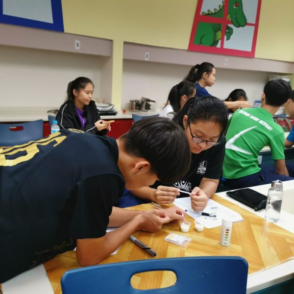 Sec 3 Science Learning Day